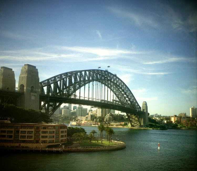 Harbour Bridge Sydney, NSW