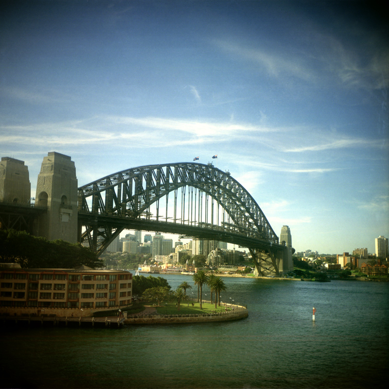 Harbour Bridge Sydney, NSW